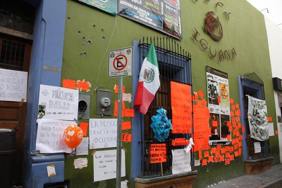 Cafe Iguana Bar Monterrey