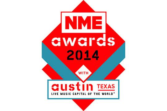 Conheça os vencedores do NME Awards 2014