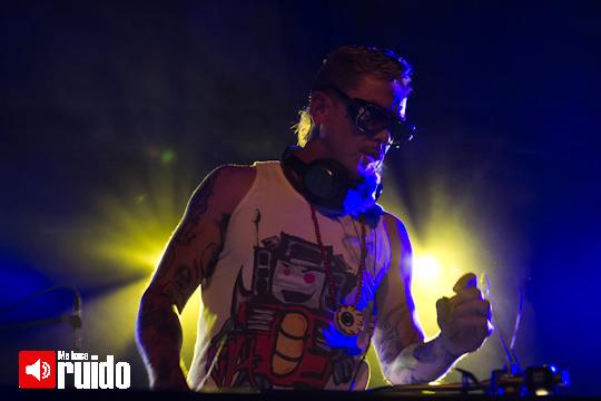 Dj Starscream 2014
