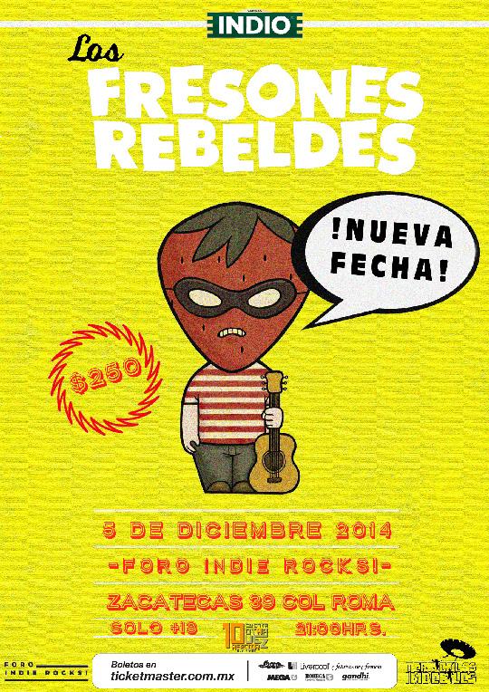 los-fresones-rebeldes-cartel