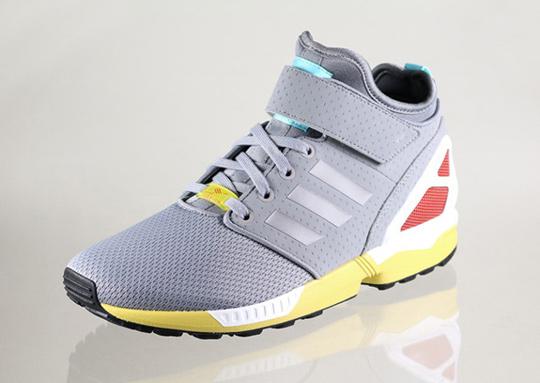 """La tendencia de tenis para este 2014 fue la combinación con bota. Así que  para seguir la tendencia del """"sneakerboot"""" Adidas decidió hacer y muy bien. f7e9a981586b1"""