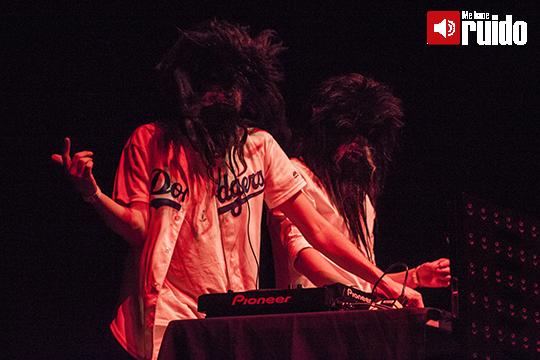 The Wookies @ El Plaza MHR 03