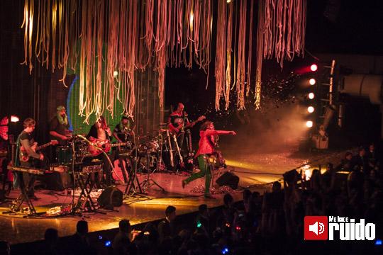 Flaming Lips @ Auditorio Nacional (5 de 7)