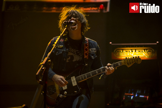 Corona Capital Father Ryan Adams (1 de 4)