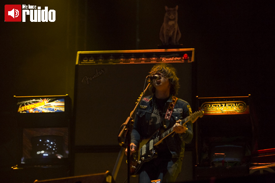 Corona Capital Father Ryan Adams (2 de 4)