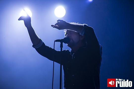 Pearl Jam Foro Sol (11 de 34)