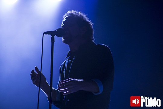Pearl Jam Foro Sol (6 de 34)