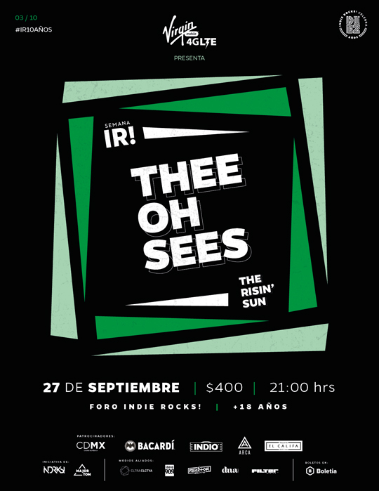 IR_THEE-OH-SEES