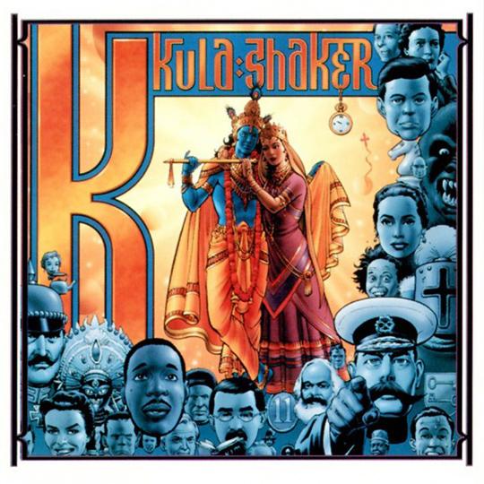 RPM: 20 años de K de Kula Shaker - Me hace ruido