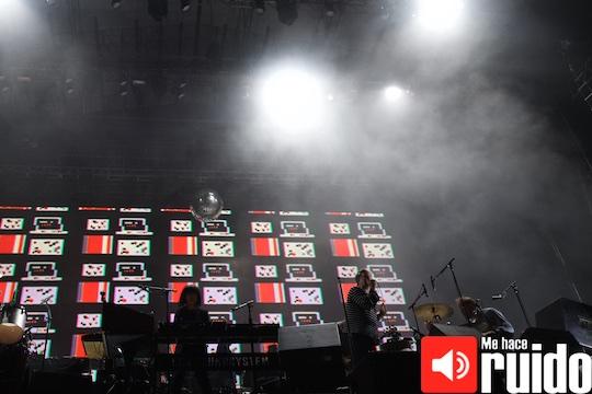 LCD Soundsystem @ Corona Capital 2016 Foto: Claudia Ochoa