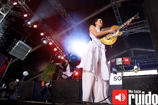 Sofi Tukker @ Corona Capital 2016 Foto: Claudia Ochoa