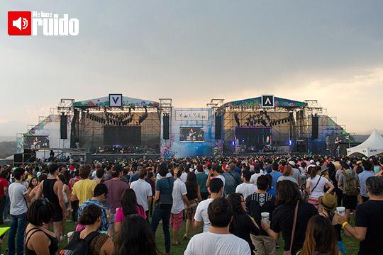 Festival Vaiven 2017 Jardines De Mexico Me Hace Ruido