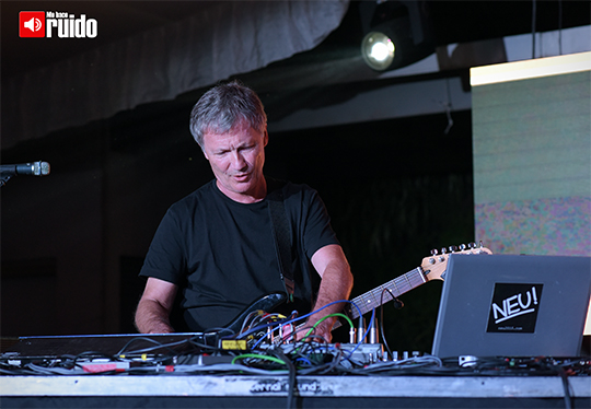 Michael Rother michael rother neam 2017 goethe institut me hace ruido