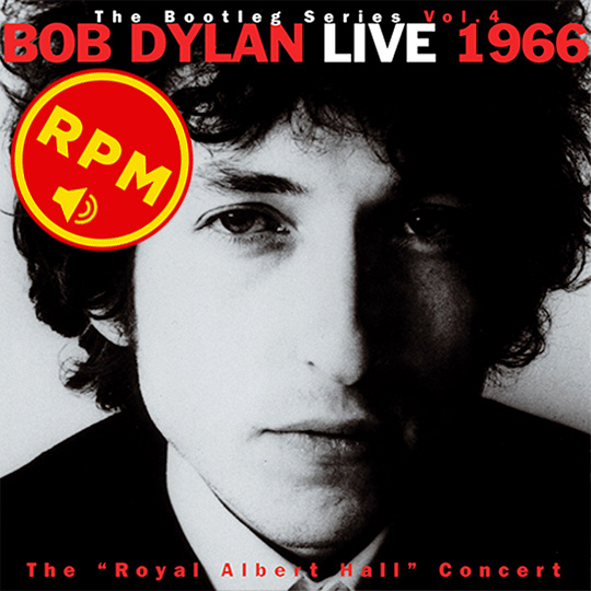 "RPM: 20 años de The Bootleg Series Vol  4 Live 1966 The ""Royal"