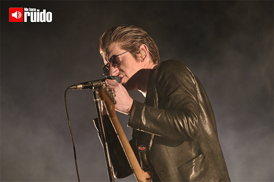arctic monkeys mexico