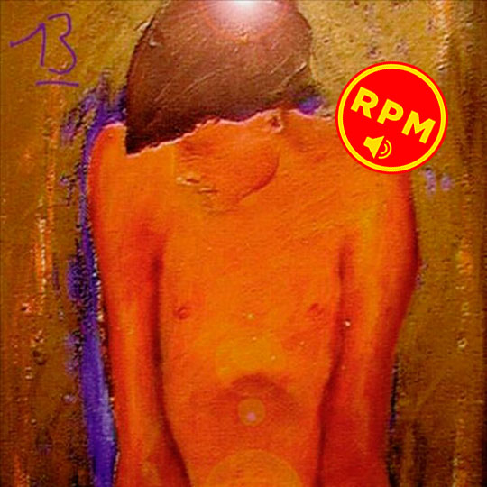 blur 13 cover