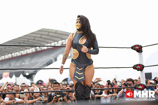 lucha libre vive latino