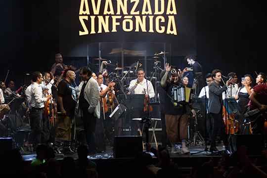 avanzada sinfonica