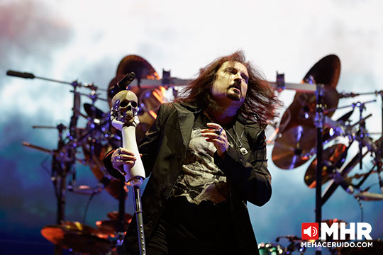 dream theater domination