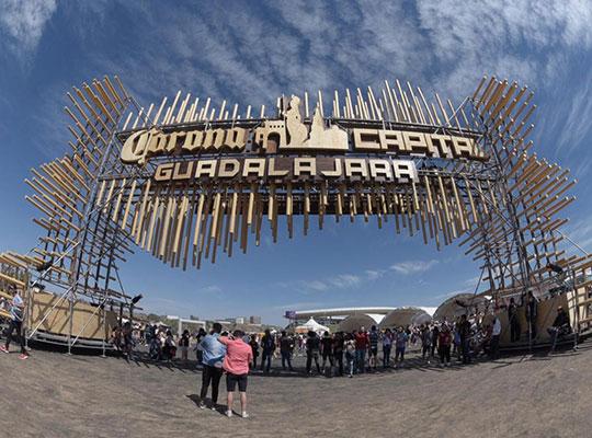 corona capital guadalajara