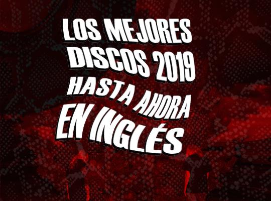 discos ingles 2019
