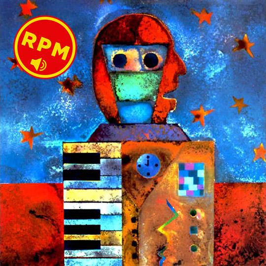 hombre sintetizador