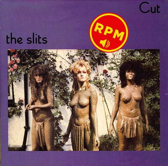 the slits cut