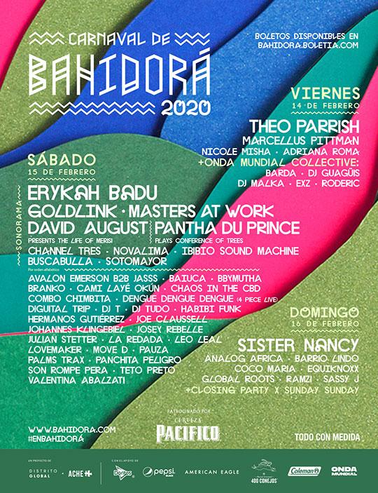 bahidora 2020