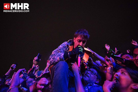 the voidz corona capital