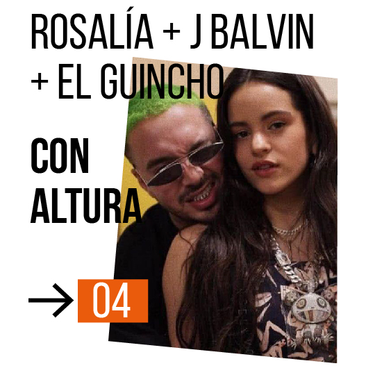 rosalia j balvin el guincho español 2019