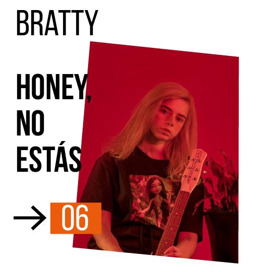bratty español 2019