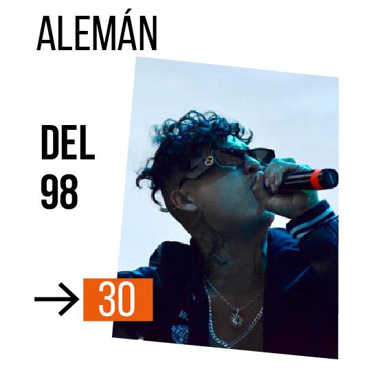 aleman español 2019