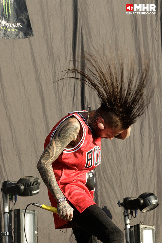 Chelsea Grin Knotfest