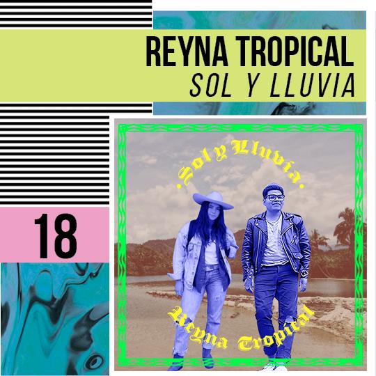 reyna tropical español 2019