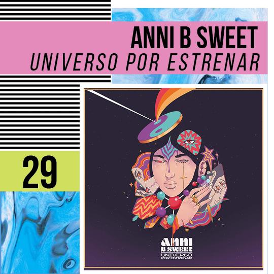 anni b swett español 2019