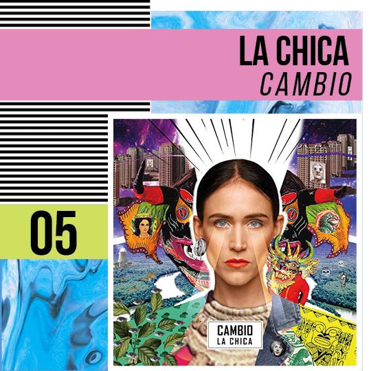 la chica español 2019
