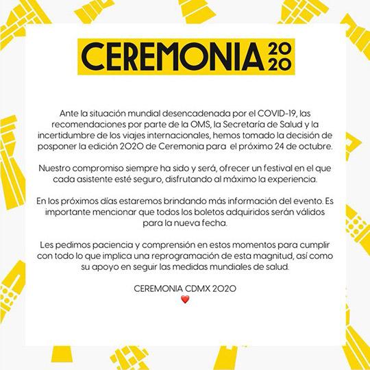 ceremonia 2020 anuncio