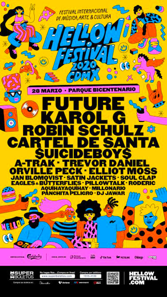 hellow festival cdmx