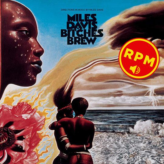 Btiches Brew Miles Davis