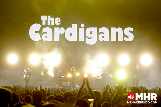 The Cardigans vive