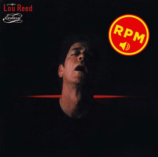 Ecstasy Lou Reed