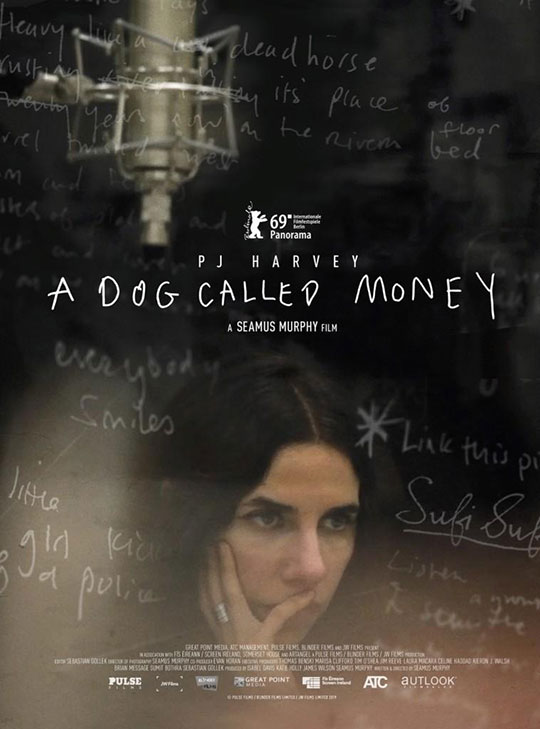 A Dog Called Money PJ Harvey