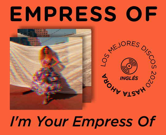 Empress Of I'm Your Empress Of
