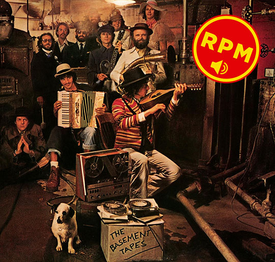 The Basement Tapes Bob Dylan