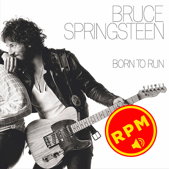 bruce springsteen burn to run