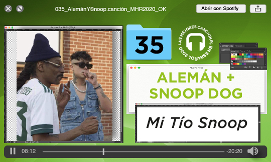 aleman snoop