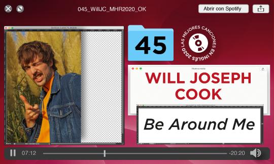 will joseph cook