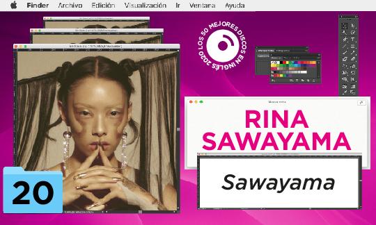 rina swayama