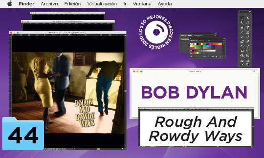 bob dylan rough