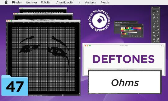 deftones ohms